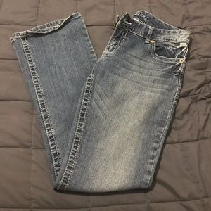 Maurices original jeans size 7/8